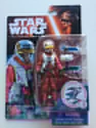 Picture of Star Wars Force Awakens X-Wing Pilot Snow Desert Series 2 Action Figure