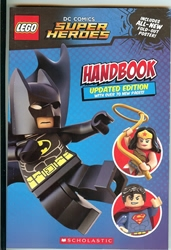 Picture of LEGO Super Heroes Handbook