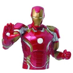 Picture of Iron Man Avengers 2 Bust Bank