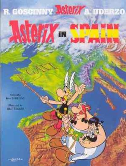Bedrock City Comic Company. Asterix GN VOL 14 Asterix in Spain c28c004cfa