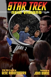 Picture of Star Trek New Visions Vol 03 SC