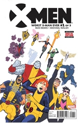 Picture of X-Men Worst X-Man Ever #1