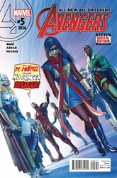 Picture of All-New All-Different Avengers #5
