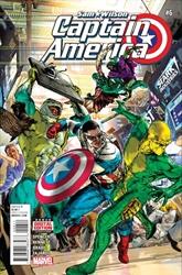 Picture of Captain America Sam Wilson #6