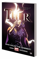 Picture of Thor Vol 02 SC Who Holds The Hammer?