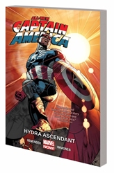 Picture of All-New Captain America Vol 01 SC Hydra Ascendant