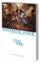 Picture of Civil War Fantastic Four TP