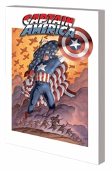 Picture of Captain America Marvel Knights Vol 01 SC