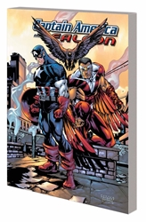 Picture of Captain America and Falcon by Priest SC Complete Collection