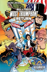 Picture of Bill and Ted's Most Triumphant Return Vol 01 SC