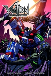 Picture of Voltron From the Ashes TP