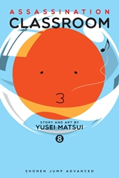Picture of Assassination Classroom Vol 08 SC