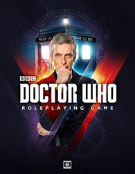 Picture of Doctor Who Roleplaying Game Guide Book