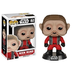 Picture of Pop Star Wars Nien Nunb Vinyl Figure