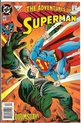 Picture of Adventures of Superman #497
