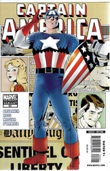 Picture of Captain America (2005) #50 2nd Print