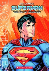 Picture of DC Backstories Superman Man of Tomorrow SC