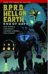 Picture of BPRD Hell on Earth TP VOL 13 End of Days