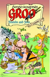 Picture of Groo Friends and Foes Vol 03 SC