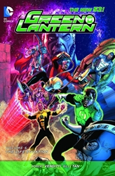 Picture of Green Lantern (2011) Vol 06 SC Life Equation