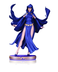 Picture of Teen Titans Raven DC Cover Girls Statue