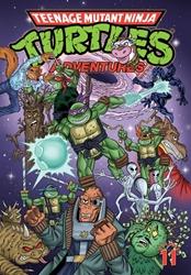 Picture of Teenage Mutant Ninja Turtles Adventures Vol 11 SC