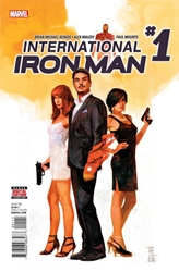 Picture of International Iron Man #1