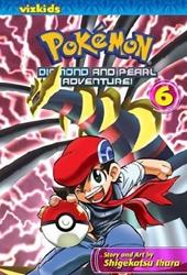Picture of Pokemon Diamond & Pearl Adventure GN VOL 06