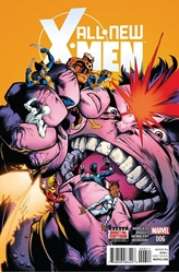 Picture of All-New X-Men (2016) #6