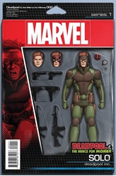Picture of Deadpool and the Mercs for Money #2 Action Figure Variant Cover