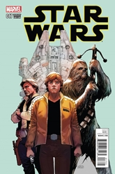 Picture of Star Wars (2015) #17 Yu Cover