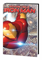 Picture of Invincible Iron Man (2015) Vol 01 HC Reboot