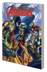 Picture of All-New All-Different Avengers Vol 01 SC