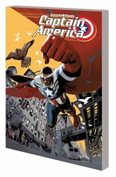 Picture of Captain America Sam Wilson Vol 01 SC