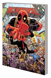 Picture of Deadpool World's Greatest Vol 01 SC Millionaire with the Mouth