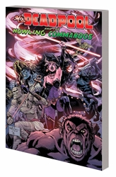Picture of Mrs Deadpool & the Howling Commandos TP