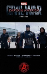 Picture of Captain America SC Civil War Prelude
