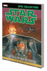 Picture of Star Wars Legends Epic Collection Vol 02 SC New Republic