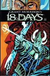 Picture of Grant Morrison's 18 Days #9