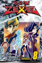 Picture of Yu-Gi-Oh! Zexal Vol 08 SC