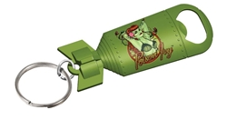 Picture of DC Bombshells Poison Ivy Bottle Opener Keychain