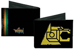 Picture of Voltron Lion Symbol Bi-Fold Wallet