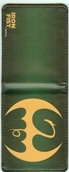 Picture of Bi-Fold Wallet Iron Fist Dragon Logo