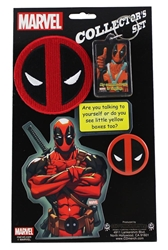 Picture of Deadpool Button Collector Set