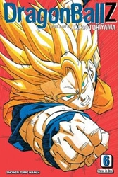 Picture of Dragon Ball Z VizBig Vol 06 SC