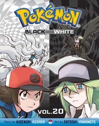 Picture of POKEMON BLACK & WHITE GN 20