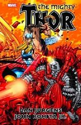 Picture of Thor By Dan Jurgens and John Romita Jr Vol 02 SC