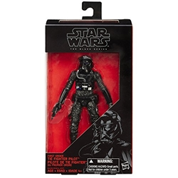 Picture of Star Wars Force Awakens First Order Tie Fighter Pilot Black Series Action Figure