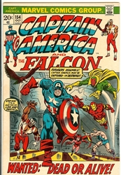 Picture of Captain America #154