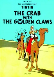 Picture of Adventures of Tintin Crab with the Golden Claws GN